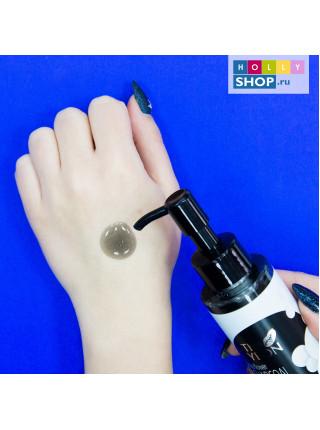 Очищающее масло 2-в-1 с древесным углём The Yeon Lotus Flower Charcoal Transform Cleanser