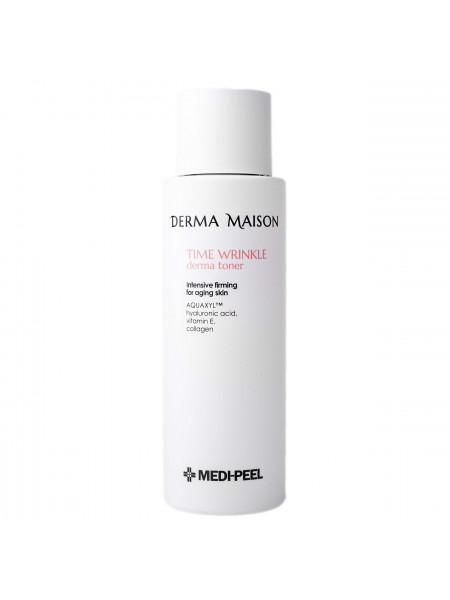 Антивозрастной тонер с коллагеном MEDI-PEEL Derma Maison Time Wrinkle Toner