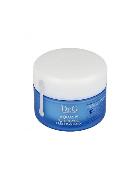 Увлажняющая ночная маска с витаминами Dr.G Aquasis Water Vital Sleeping Mask