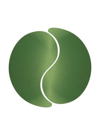 Гидрогелевые патчи с экстрактом алоэ и зеленого чая Ayoume Green Tea + Aloe Eye Patch