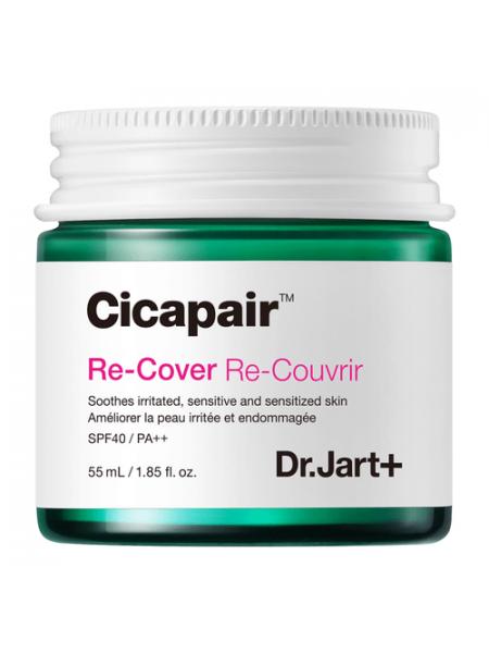 Крем-корректор для проблемной кожи Dr.Jart+ Cicapair Derma Re-Cover SPF40