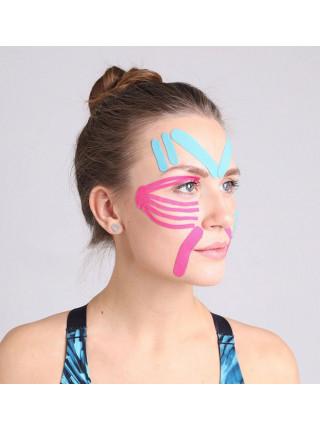 Кинезио тейп для лица из шёлка BB Face Tape™ 5 см*5 м