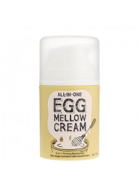 Смягчающий крем для лица Too Cool For School Egg Mellow Cream