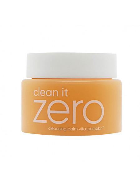 Витаминный очищающий бальзам с тыквой BANILA CO Clean It Zero Cleansing Balm Pumpkin