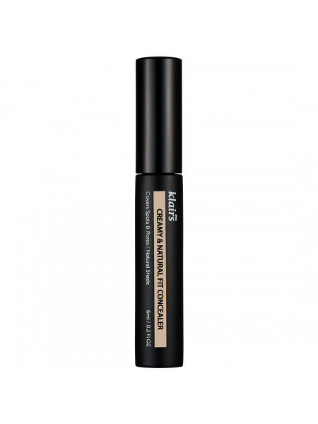 Кремовый консилер c гиалуроновой кислотой Dear, Klairs Creamy&Natural Fit Concealer