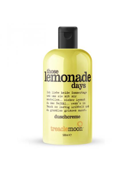 Гельдлядуша Those Lemonade DaysBath & Shower Gel, домашний лимонад