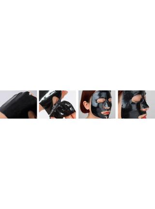 Гидрогелевая маска для лица с черным жемчугом Scinic Black Pearl Hydrogel Mask