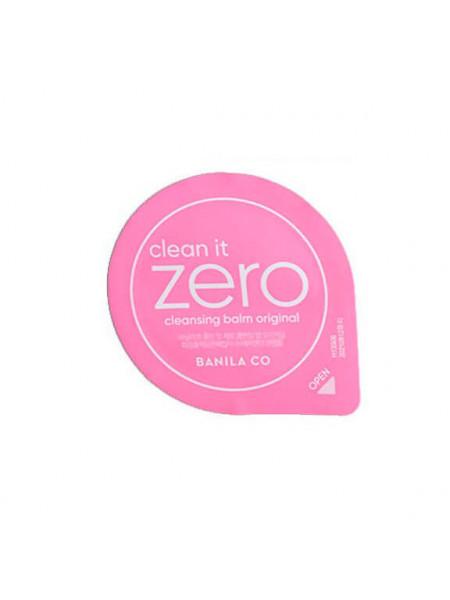 Универсальный очищающий бальзам для снятия макияжа BANILA CO Clean It Zero Cleansing Balm Original 3 мл