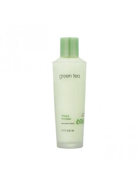 Эмульсия для жирной и комбинированной кожи с зеленым чаем Green Tea Watery Emulsion