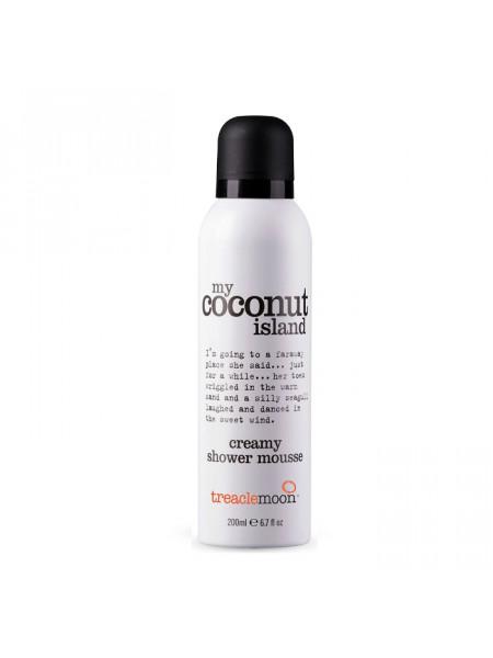Муссдлядуша My Coconut Island Shower Mousse, кокосовый рай
