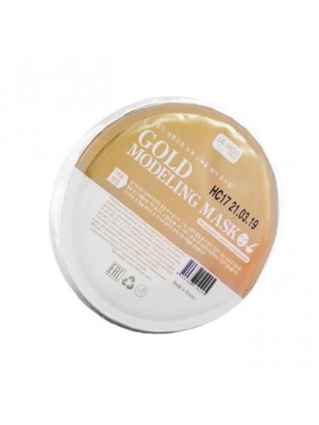 Альгинатная маска с частицами золота Modeling Mask Gold
