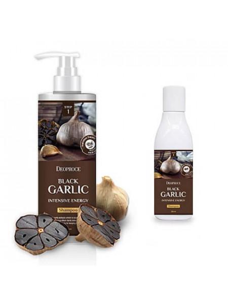 Шампунь против выпадения волос Deoproce Black Garlic Intensive Energy Shampoo 1000 мл