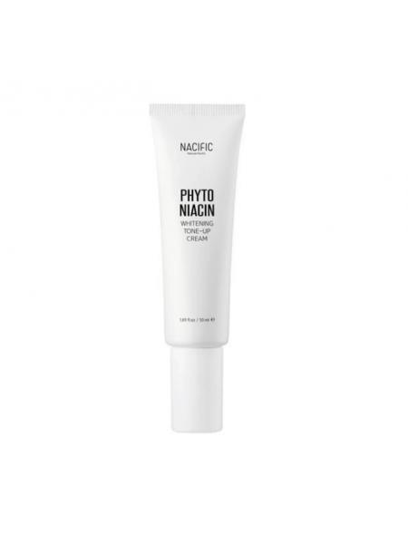 Осветляющий крем для лица NACIFIC Phyto Niacin Whitening Toneup Cream