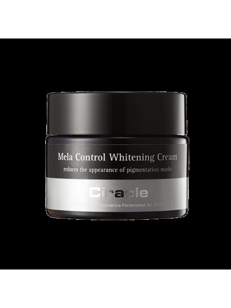 Ночной крем для лица от пигментации Ciracle Mela Control Whitening Cream