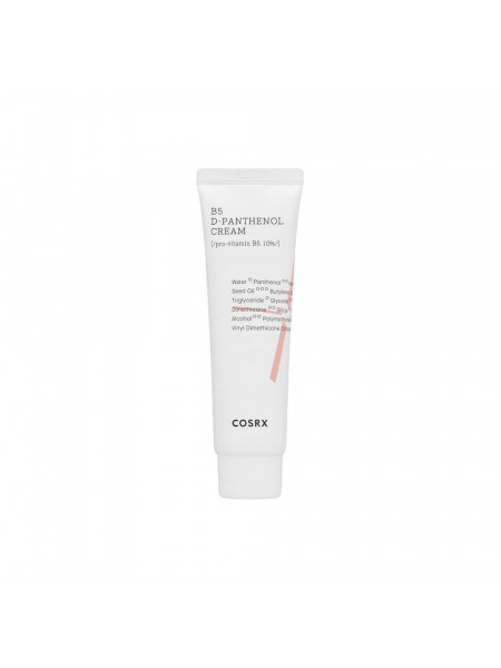 Восстанавливающий крем для лица с пантенолом COSRX B5 D-panthenol Cream