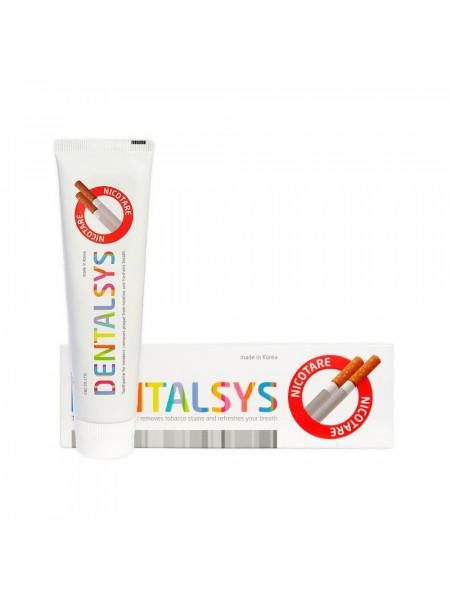 Зубная паста для курящих Dental Clinic 2080 Dentalsys Nicotare Toothpaste