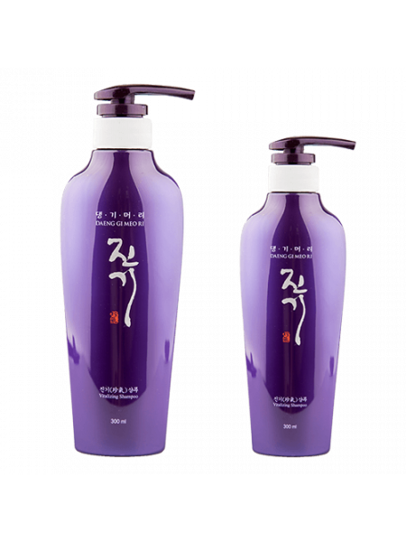 Восстанавливающий шампунь для ослабленных волос Daeng Gi Meo Ri Vitalizing Shampoo