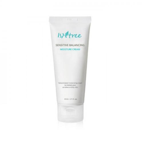 IsNtree Sensitive Balancing Moisture Cream