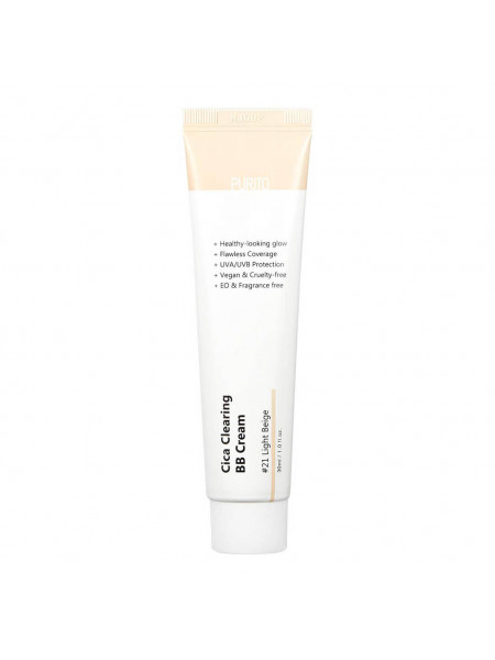 Purito Cica Clearing BB cream тон 27