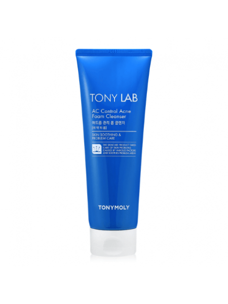 Антибактериальная пенка для умывания Tony Moly Tony Lab AC Control Acne Foam Cleanser