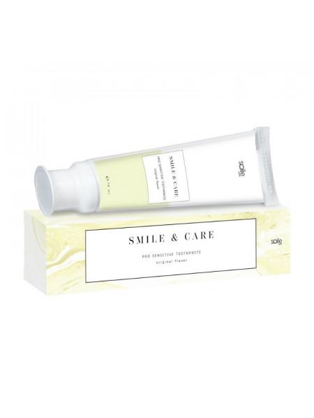 Зубная паста для чувствительных зубов, натрий
