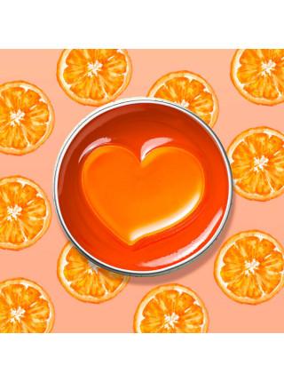 Двойной апельсиновый бальзам для губ в баночке SeaNtree Moisture Steam Dual Lip Balm - Orange