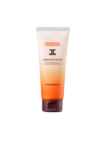 Глубокоочищающая пенка для сияния кожи JayJun Radiant Deep Cleanser
