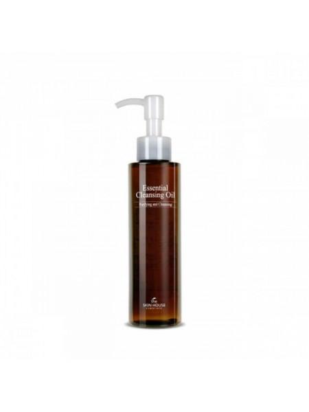 Гидрофильное очищающее масло The Skin House Essential Cleansing Oil