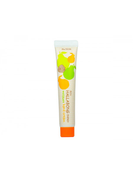Увлажняющий цитрусовый крем для рук The Yeon Jeju Hallabong Energy Moisture Hand Cream