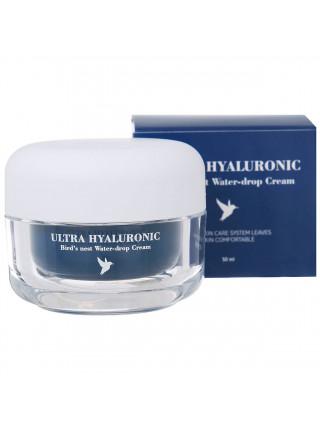 Крем с ласточкиным гнездом Esthetic House Ultra Hyaluronic Acid Bird's Nest Water-Drop Cream