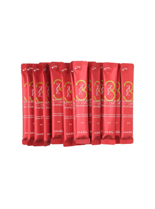 Восстанавливающий профессиональный шампунь с керамидами Masil 3 Salon Hair CMC Shampoo 8 мл