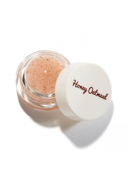 Медовый скраб для губ The Saem Honey Oatmeal Lip Scrub