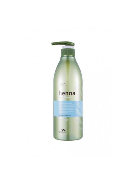 Шампунь против перхоти на основе хны Flor de Man Henna Shampoo