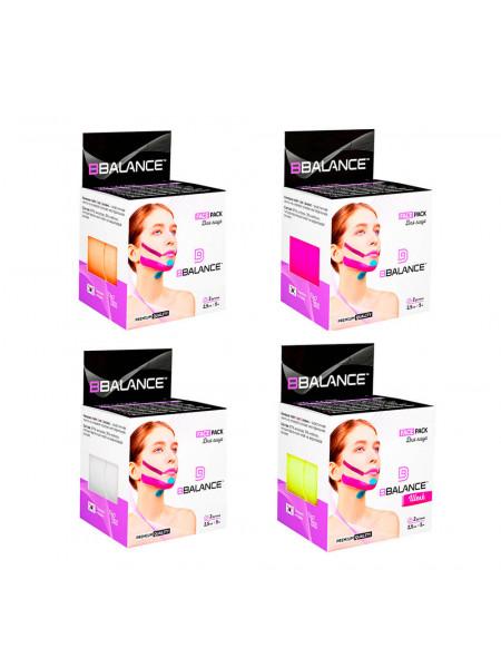 Кинезио тейп для лица из хлопка BB Face Tape™ 2,5 см*5 м