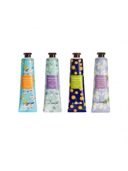 Ароматные кремы для рук The Saem Perfumed Hand Cream