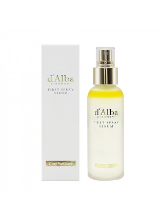 Питательная сыворотка-спрей с белым трюфелем D'Alba White Truffle First Spray Serum
