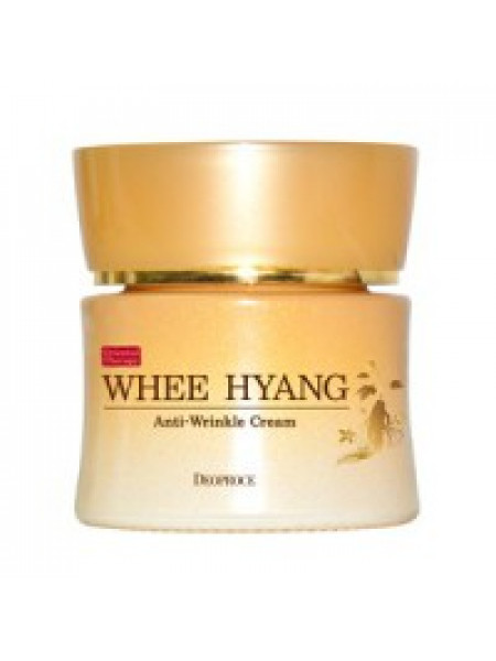 Антивозрастной крем для век Deoproce Whee Hyang Whitening & Anti-Wrinkle Eye Cream