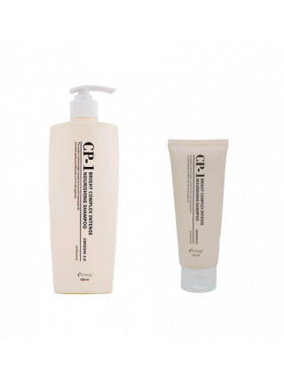Интенсивно питающий шампунь для волос CP-1 Bright Complex Intense Nourishing Shampoo — Объем: 100 мл