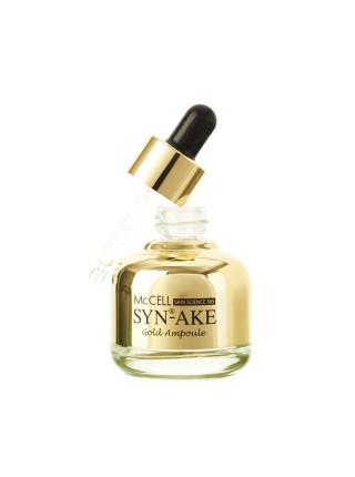 Пептидная сыворотка с золотом Dr.Phamor McСell Skin Science 365 Syn-ake Gold Ampoule