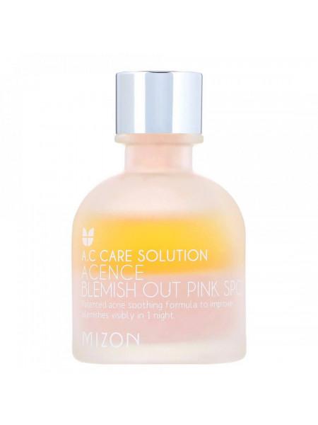 Mizon Acence Blemish Out Pink Spot точечное средство от прыщей