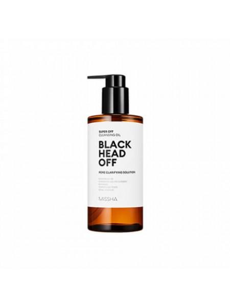Гидрофильное масло для очищения пор Missha Super Off Cleansing Oil (Blackhead Off)