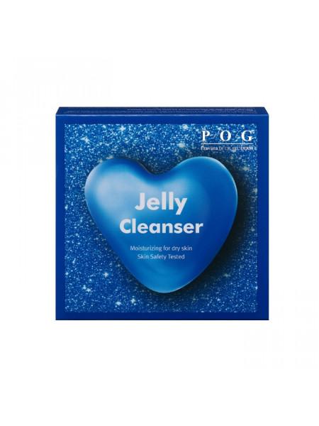 Очищающее мыло-желе для сухой и уставшей кожи Jelly Cleanser for dry skin