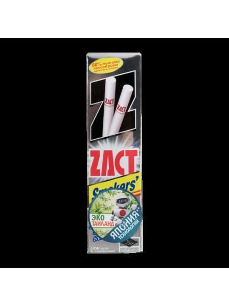 Зубная паста для курящих Zact