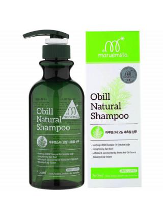 Шампунь против перхоти Maruemsta [M-Star] Obill Natural Shampoo