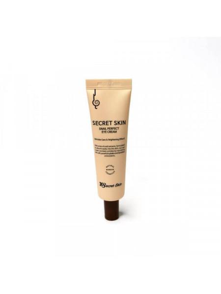 Крем для век с муцином улитки Secret Skin Snail + EGF Perfect Eye Cream