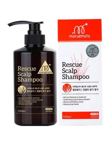 Шампунь для роста волос Maruemsta [M-Star] Rescue Scalp Shampoo