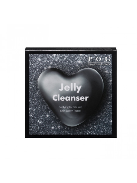 Очищающее мыло-желе для жирной и комбинированной кожи Jelly Cleanser for oily skin