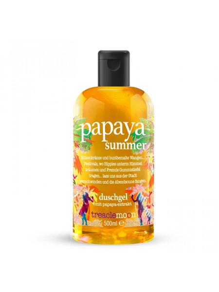 Гельдлядуша Papaya SummerBath & Shower Gel, летняя папайя