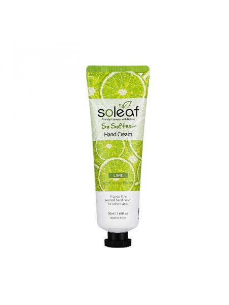 Крем для рук с ароматом лайма So Softee Hand Cream [Lime]