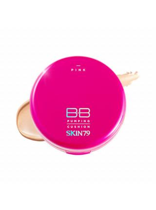 ББ-кушон Skin79 Pink BB Pumping Cushion